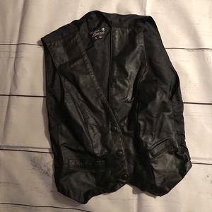 Marco Morani Leather Vest